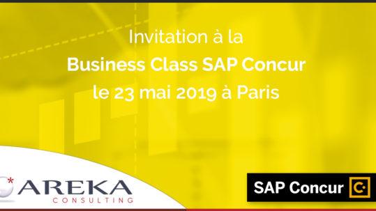 areka consulting - SAP - Concur 2019