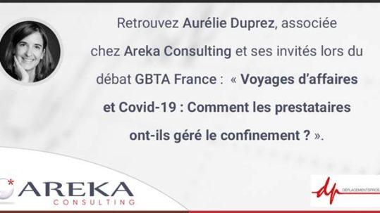 Voyages d'affaires et Covid-19